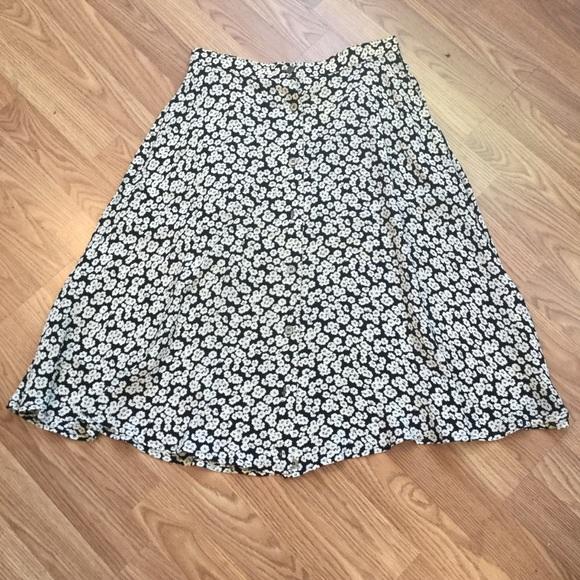 Anne Klein Dresses & Skirts - Floral Anne Klein II Skirt